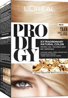 L'Oréal Paris Prodigy, uuden sukupolven hiusväri