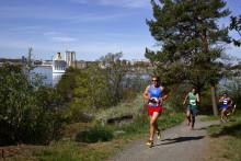 Lidingöloppet Ultramarathon och Vårmilen  genomförs den 7 maj