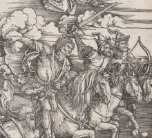 Major Showing of Woodcuts at the National Museum from Albrecht Dürer to Edvard Munch