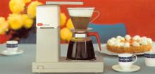Den elektriska kaffebryggaren fyller 50 år!