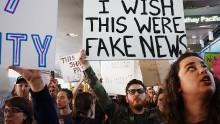 Fake news, ekonomisk ovisshet och mediernas trovärdighet - så ser svenska journalister på framtiden