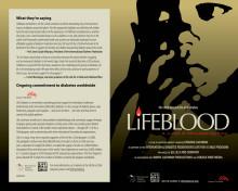 Fakta om dokumentärfilmen Lifeblood och Life for a Child