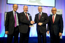 MTR mottar Utmärkelsen Svensk Kvalitet