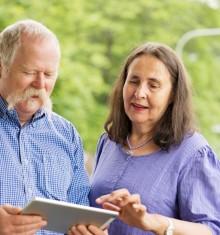 Örebro kommun testar inom ramen för Smarta äldre ny teknik för ökad trygghet i hemmet