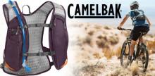 Uutuus kesän pyörätreeneihin: CamelBak® Chase Bike Vest -juomareppu naisille