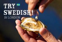 400 Londonfoodies lagar svensk mat i marknadsföringssatsning