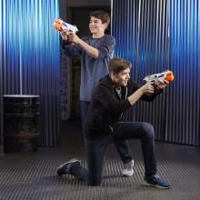 Nerf Laser verschiesst Licht statt  Schaumstoff