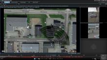 Komplettera er kameraövervakning med nätverksradar