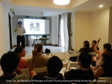 Evorich's Pet Friendly Flooring Talk with Far East Properties and PETS Magazine