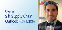 Ute nu - Jubileumsnummer av Silf Supply Chain Outlook, 2016