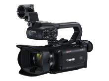 Canon utökar den populära XA-serien med tre kompakta, professionella 4k UHD-videokameror