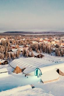 Ishotellet firar 30 år - här är fler hotell där du upplever de 4 elementen