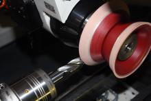 V-Prime diamant slibeskiver til CNC-slibning af runde værktøjer