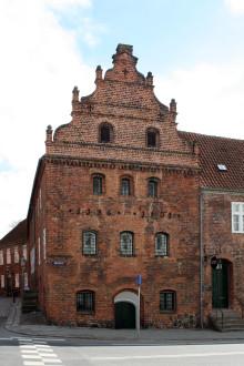 Korsbrødregården i Nyborg blev bygget i 1420'erne