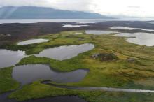 Stora och ökande metanutsläpp från sjöar