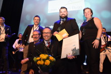 Andra gången gilt för Årets Leanbyggare 2017