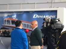 Cimco Marine AB signs exclusive distributor agreement for the Oxe Diesel in Chile with Dimarine