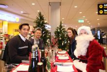 Swedish Santa to welcome international visitors at Stockholm Arlanda