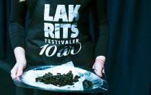 Stort internationellt intresse för Lakritsfestivalens tioårsjubileum