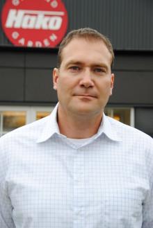 Ny Service- och Eftermarknadschef hos Hako Ground & Garden AB.