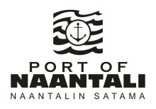 Total transports in the Port of Naantali 6.6 million tonnes in 2017
