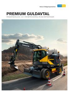 Swecon Premium Guldavtal 2016-2017