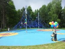 Invigning i Sävjaparken - Uppsala!