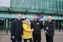 Autism charity celebrates new partnership with Thameslink station