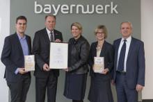 """""""Der beste Ort, um zu lernen"""" – Auszubildende geben dem Bayernwerk ein besonderes Gütesiegel - Bayernwerk erhält Zertifikat für Ausbildungsqualität"""