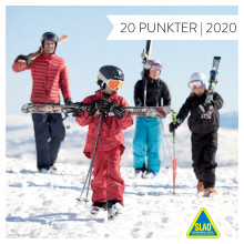 SLAOS 20 punkter 2020