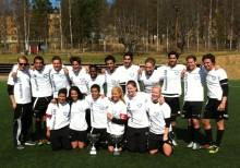 Örebrostudenter tog storslam på Student-SM i sjumannafotboll