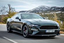 Az új Ford Mustang BULLITT nagyobb teljesítménnyel és egyedi stílussal tiszteleg a mozifilm-legenda előtt