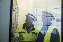 Siemens leverer strøm til nytt dobbeltspor Larvik-Porsgrunn