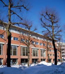 Gymnasieskola flyttar in i Trollhättans kulturhus.