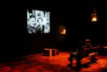Unge forfatterspirer overnatter på Nationalmuseet