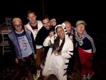 """DJURPARKEN & JOY står upp mot näthat i nya singeln """"Som en Don (Blam Blam)"""""""