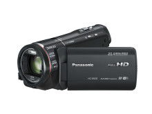 Panasonic Introduces 2013 Line-up of Full-HD Camcorders