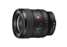 A Sony bemutatta a Full-Frame objektív termékcsalád legújabb tagját, a 24mm F1.4 G Master™ objektívet