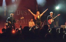 "THE DUSTAPHONICS: London ""Rockarolla"" stars celebrate 10 years 