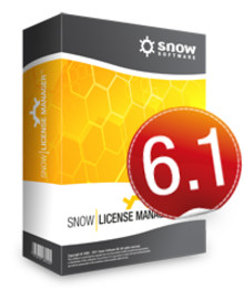 Nya Snow License Manager 6.1 är här!