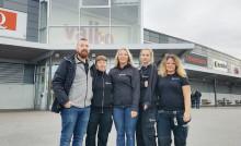 Riksbyggen får lokalvårdsuppdrag på Valbo Köpcentrum