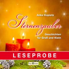 Leseprobe Buch: Sternenzauber Pax et Bonum Verlag Berlin