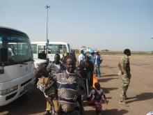"Südsudan: ""Verschont unser Kinderdorf!""/SOS-Mutter Nyanyul Look berichtet von der Flucht aus Malakal"