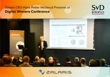 Zalaris presents at «Digital Winners» in Stockholm