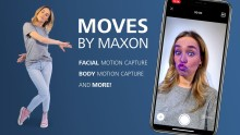 Introducing Moves by Maxon