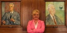 Eva Sjökvist Saers lämnar sin post som styrelseordförande i Apotekarsocieteten