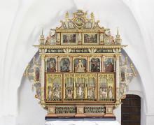 Nyt om seks vestjyske kirker