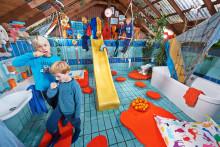 Ordnungshalber: Strukturen für das Kinder-Badezimmer