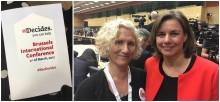 Livsviktig konferens om kvinnors rätt