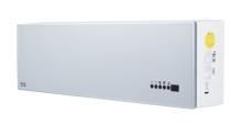 ES luft/luft  värmepump AA 12.4 – effektiv värmepump i ett modernt och neutralt utförande